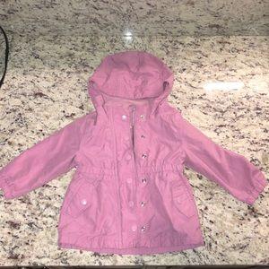 Purple Old Navy Toddler Girls Jacket 12-18mos